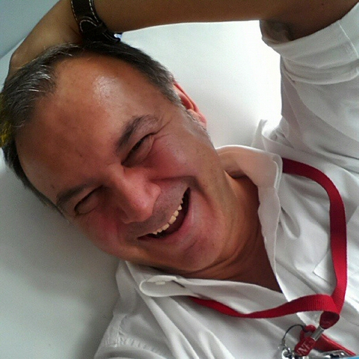 Alberto Pozzi, Web Manager - Monza
