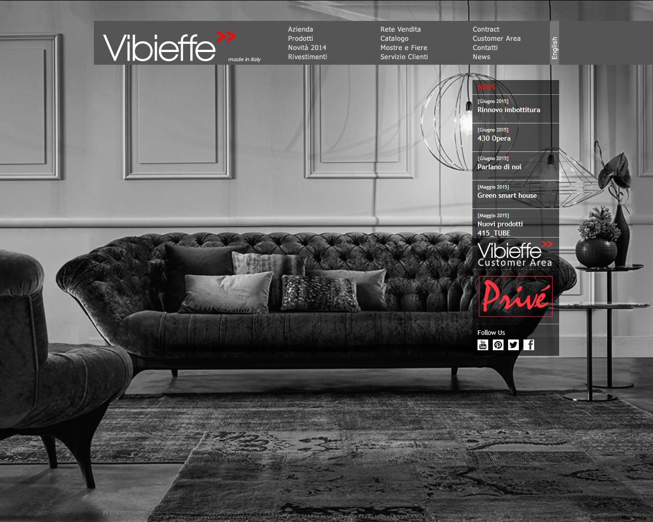 Vibieffe – Interior design company