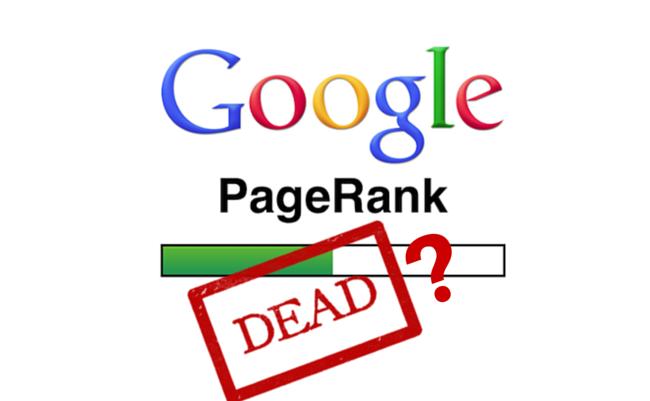 Google Page Rank non sarà più visibile