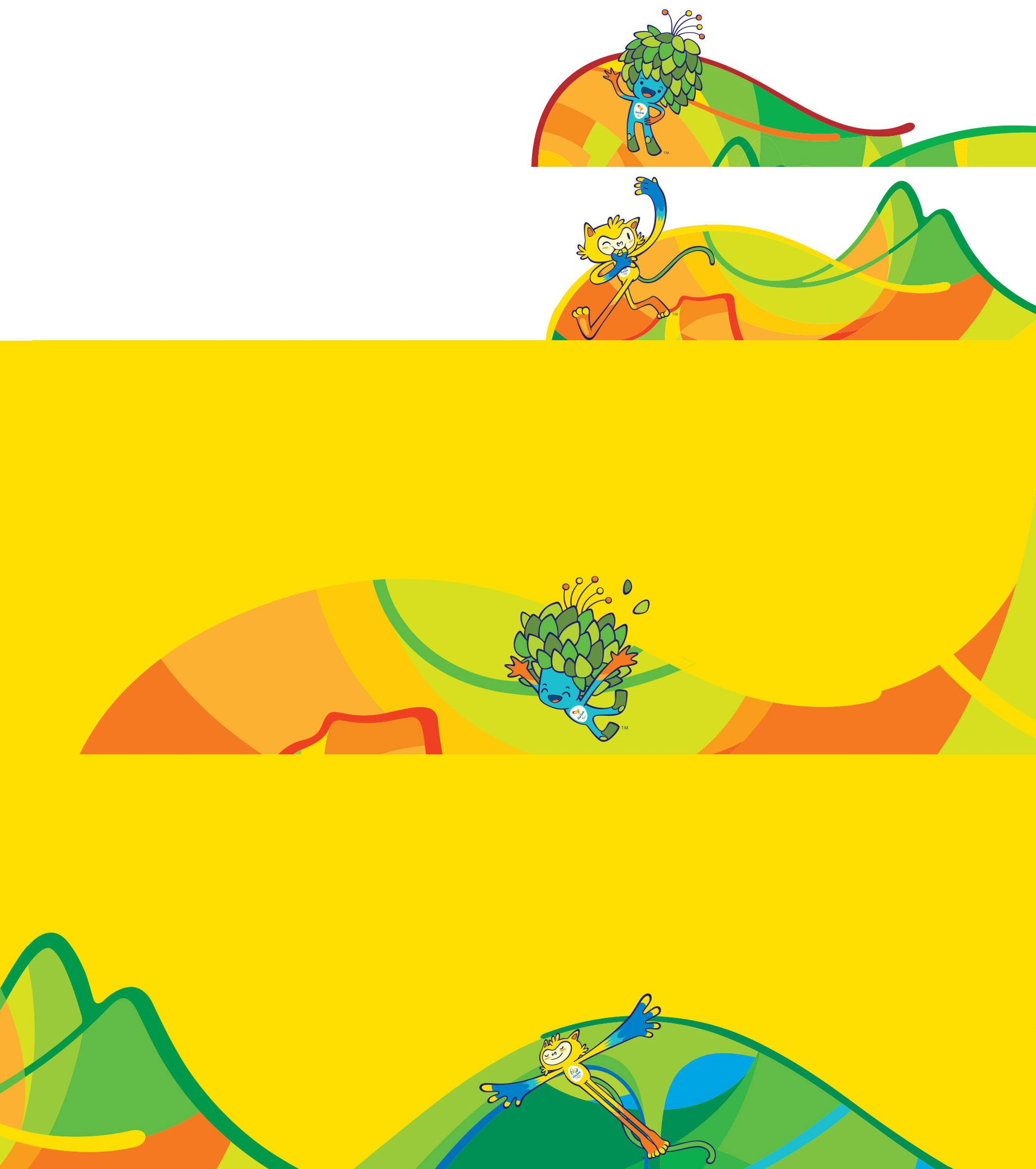 rio-2016 look of the games