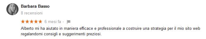 Recensione Barbara Basso - Alberto Pozzi