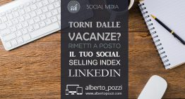 Aumenta il Social Selling Index di Linkedin