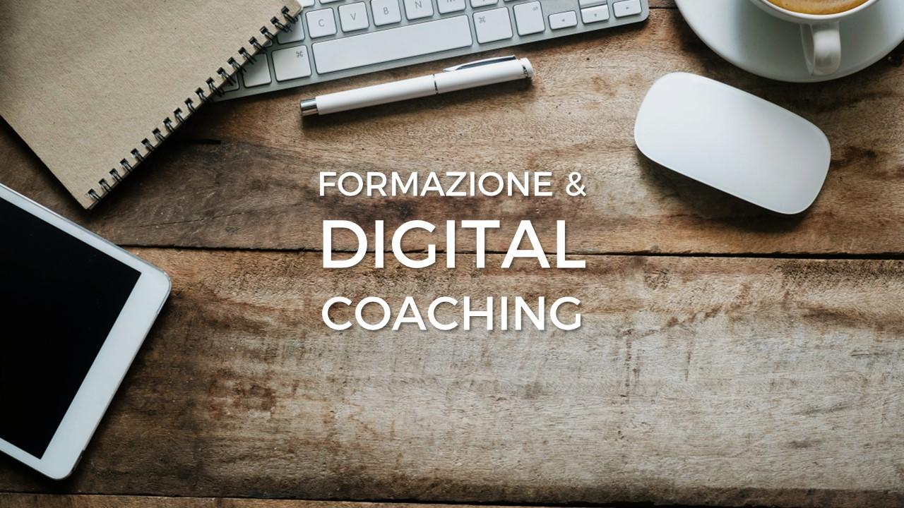 Formazione e Digital Coaching