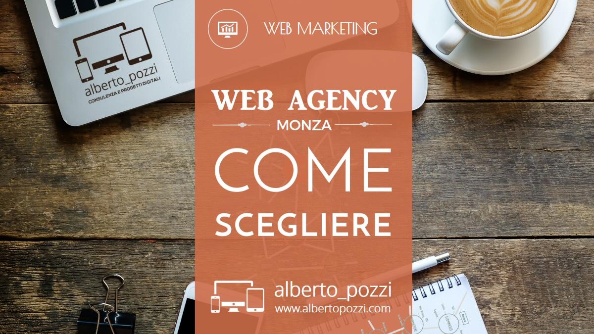 Web agency Monza per sviluppare sito web: come scegliere