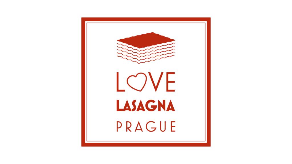Love Lasagna - creazione logo