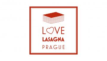 LOVE LASAGNA – studio e realizzazione logo