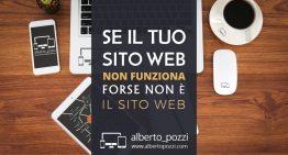 Se il tuo sito web non funziona, forse non è il sito web