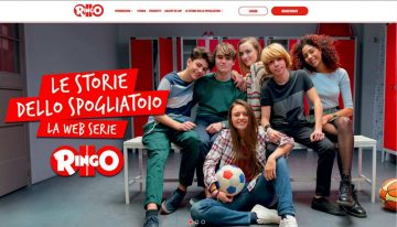 RINGO PAVESI: revisione e aggiornamento sito web