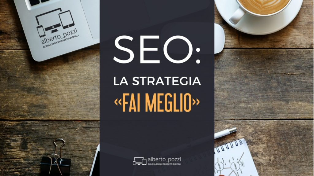 SEO: la strategia