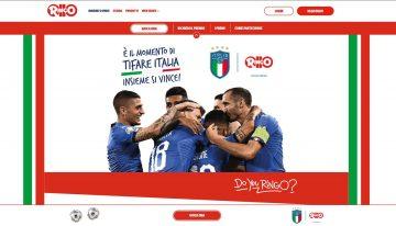 RINGO Barilla Pavesi : sito per concorso Ringo – Figc